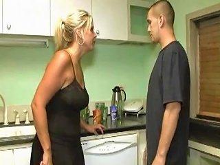 Dominant Milf Handjob In The Kitchen Porn B0 Xhamster